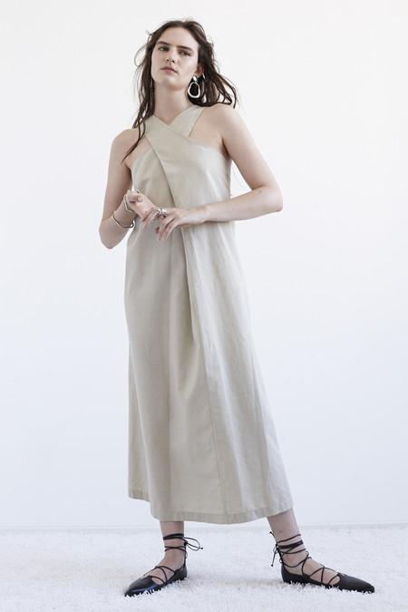 Shaina Mote Sarong Dress