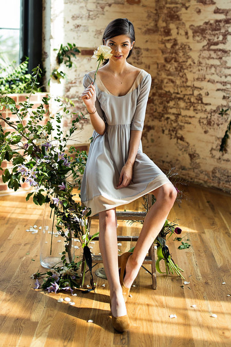 Plante Willow Dress