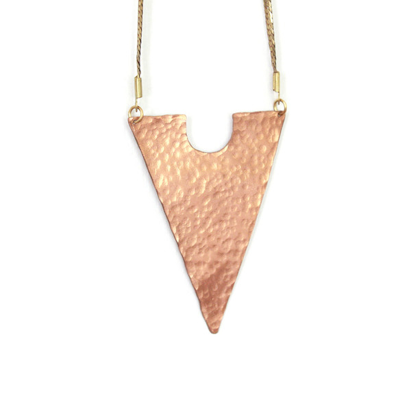 Young Frankk Mini Tipi Necklace