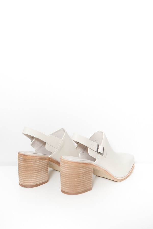 Intentionally Blank Honcho Mule / Bone Leather