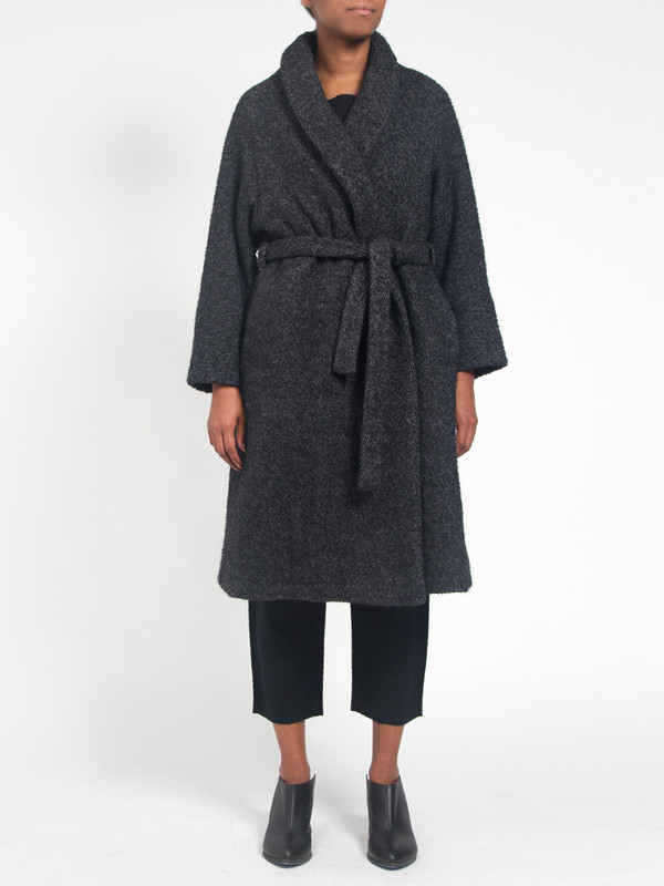 Samuji Italy Coat Grey