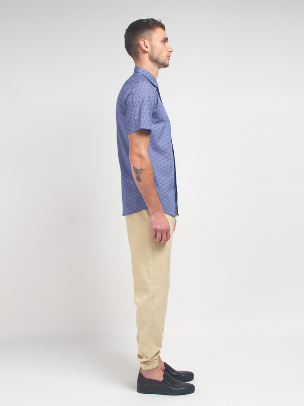 Men's Journal Quad SS Shirt