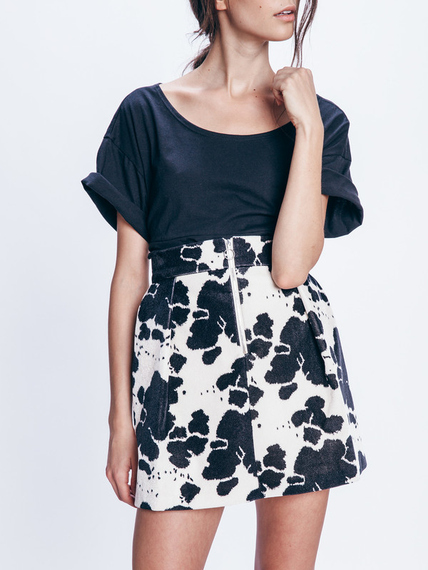 LAYLA RACY PONY SKIRT