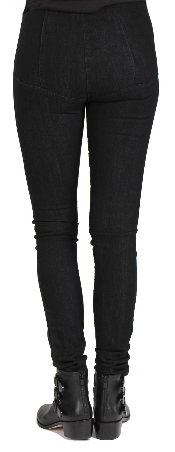 Prairie Underground Denim Girdle Legging HR | Black