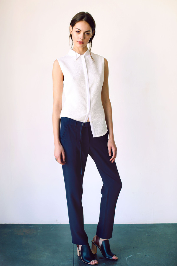 Cosette Lilian Trouser with Belt