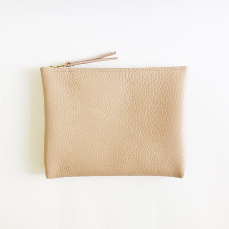 ARA Handbags - Nude Clutch No. 1