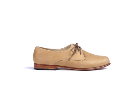 Nisolo Oliver Oxford Almond
