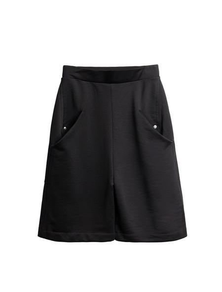 Acne Studios Argia Shorts Black