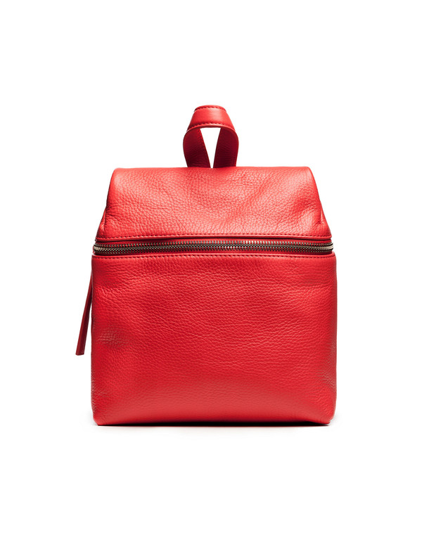 KARA Small Backpack Poppy