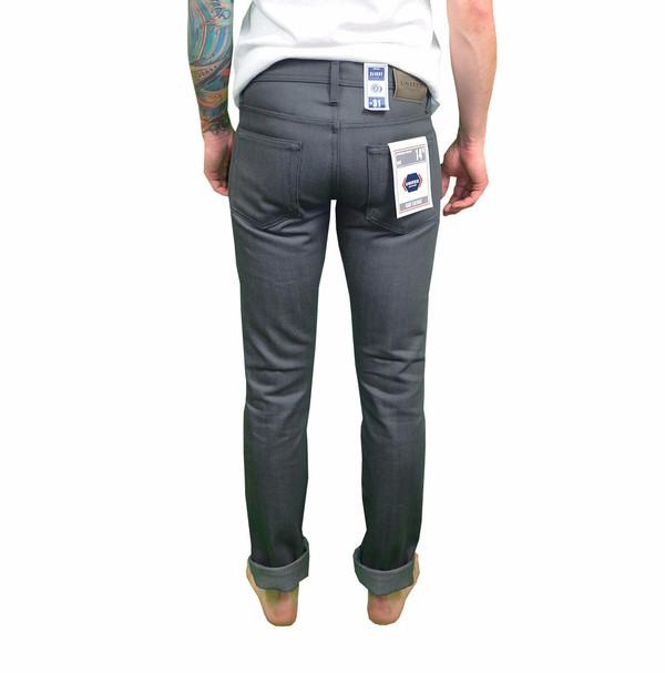 Men's United Stock Dry Goods - Slight Grey Selvedge Jeans