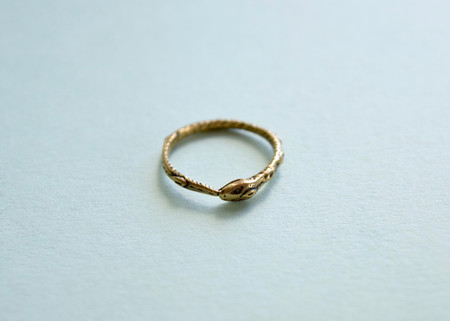 Almanac For June: Ouroboros Ring