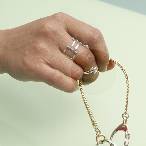 Alynne Lavigne Mirror Ring