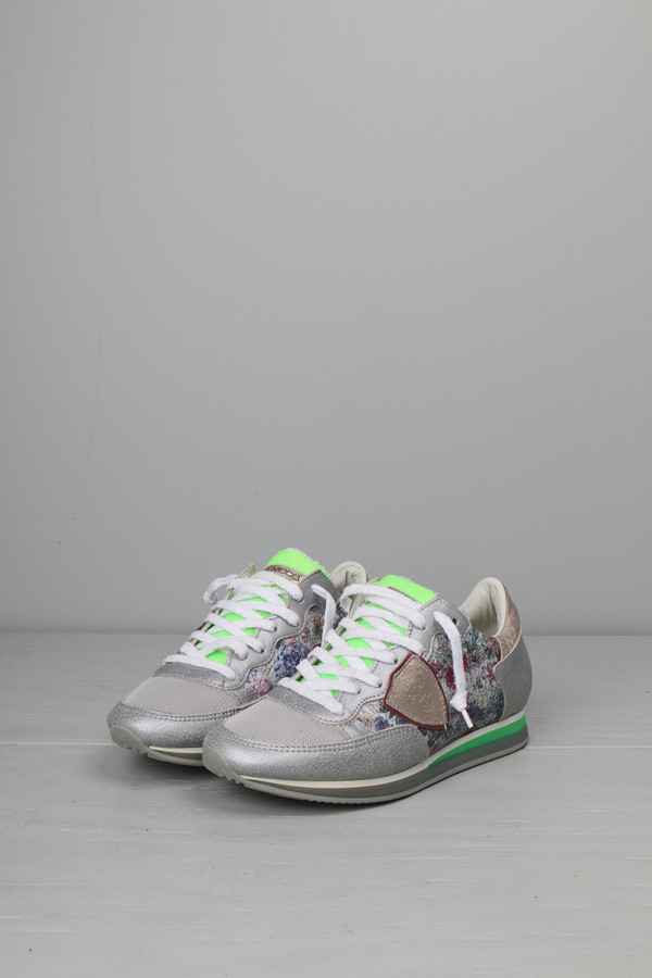 Philippe Model Trope Flower Sneakers