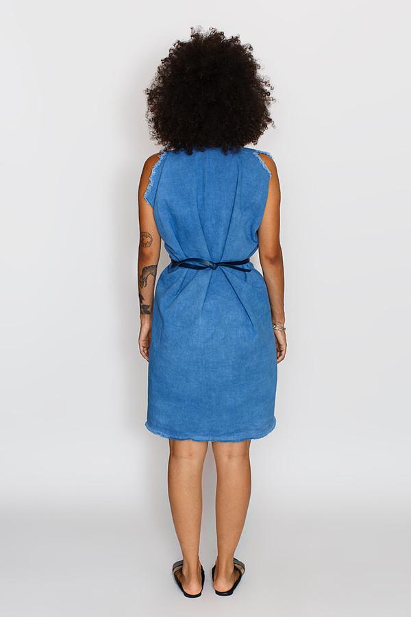 Miranda Bennett Indigo Tribute Dress | Denim
