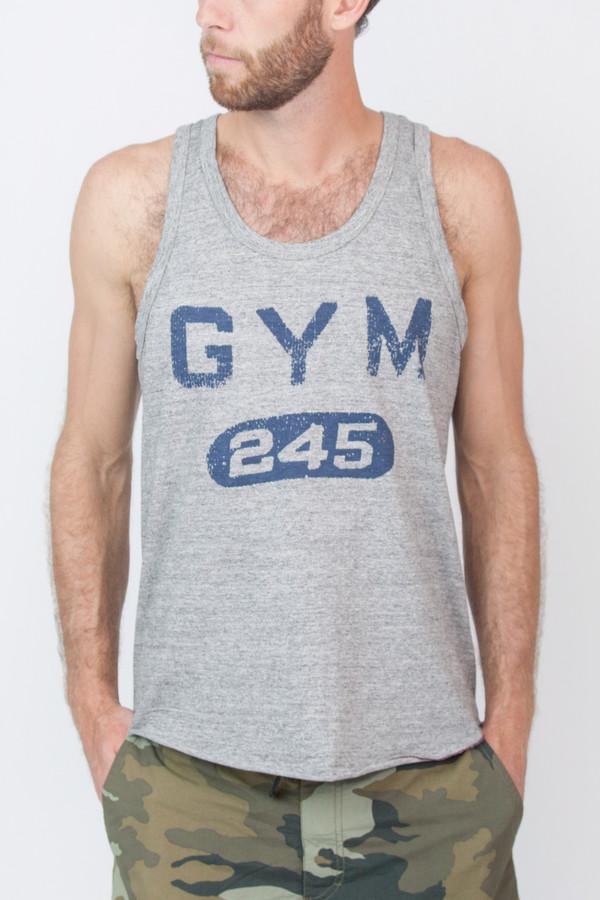 Men's Todd Snyder Champion Gym 245 Tank Top