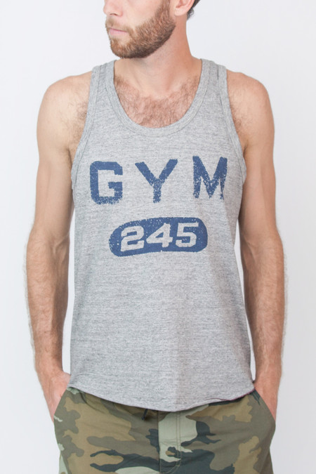 Men's Todd Snyder Champion Gym 245 Tank Top