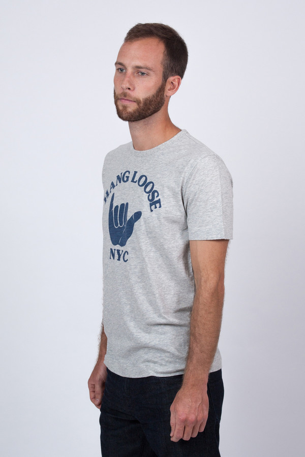 Men's YMC Hang Loose NYC Tee
