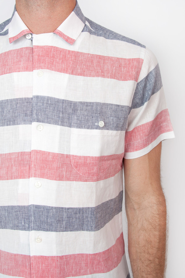 Men's Commune de Paris Hawaii Shirt 02