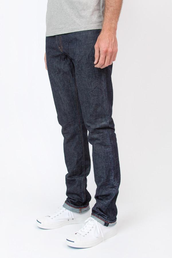 Men's Raleigh Denim Jones Crinkle Rinse