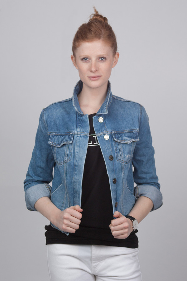 Won Hundred Lykke Denim Jacket