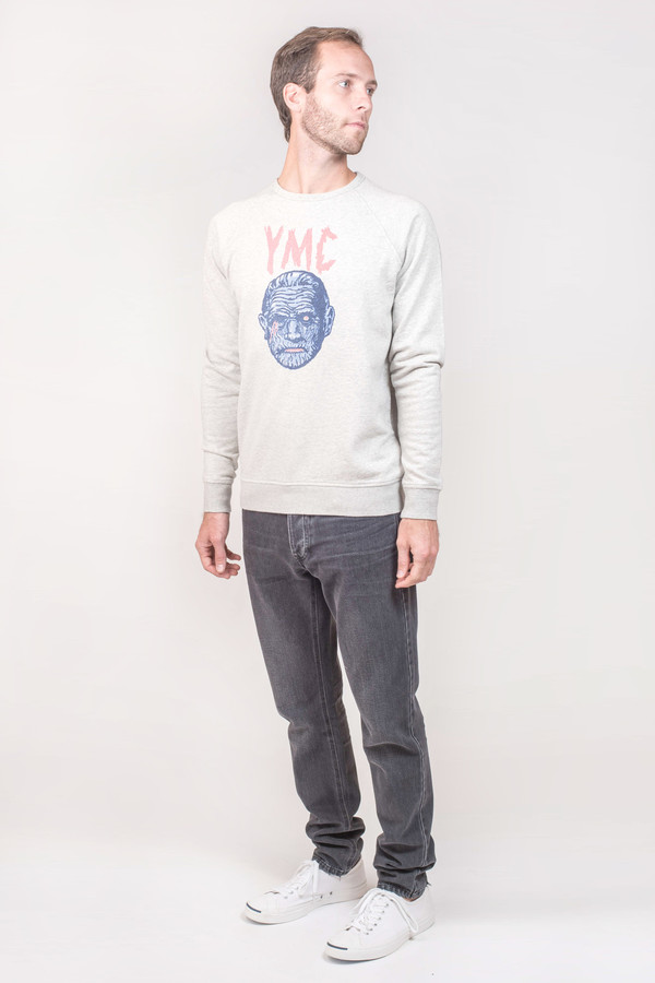 Men's YMC Mummy Sweatshirt