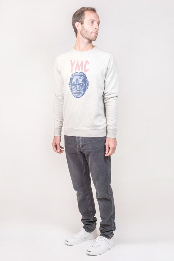 Men's YMC Mummy Sweatshirt