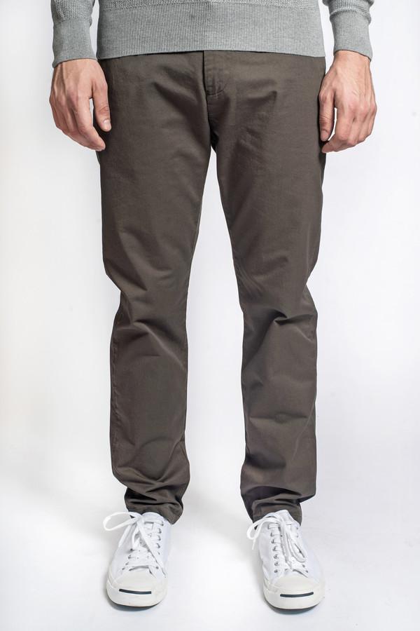 Men's Hope Regular Trouser Khaki Green