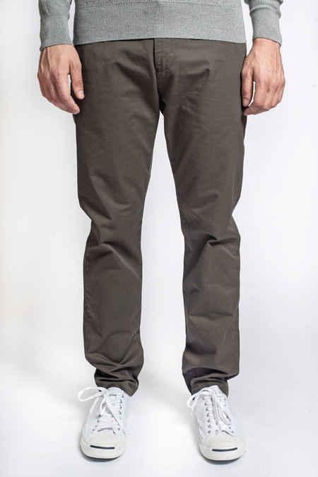Men's Hope Regular Trouser Khaki Green