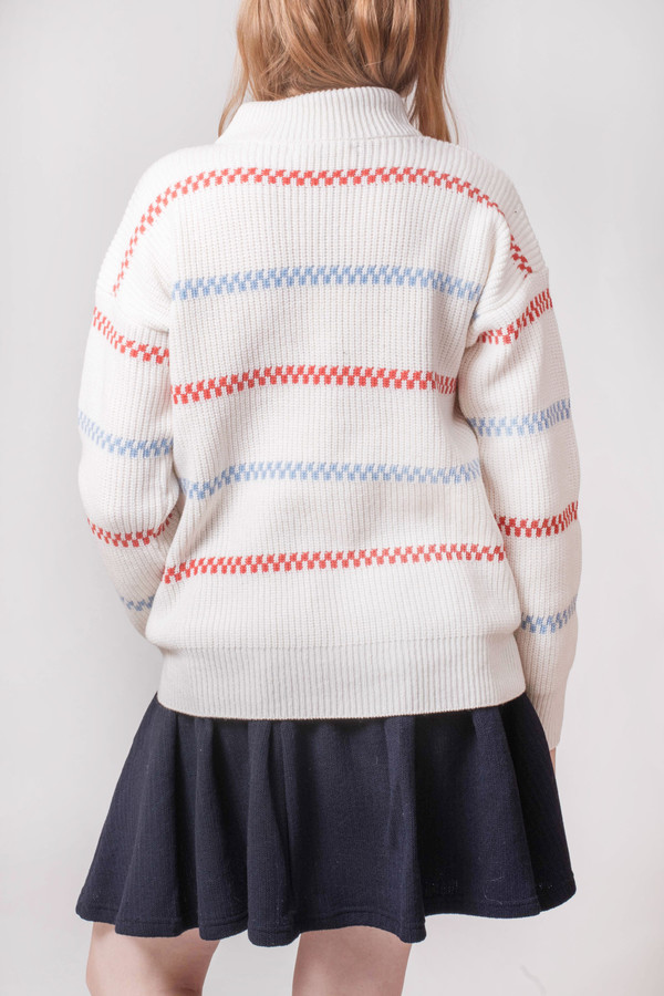 YMC Rib Fishermans Jumper