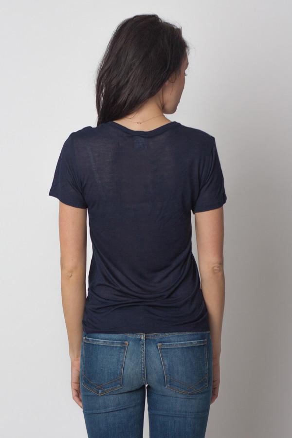Baserange Tee Shirt Navy