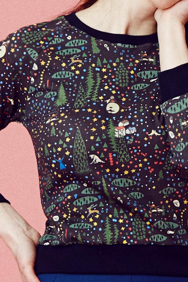 Samantha Pleet Cuddle Shirt - Wonderland