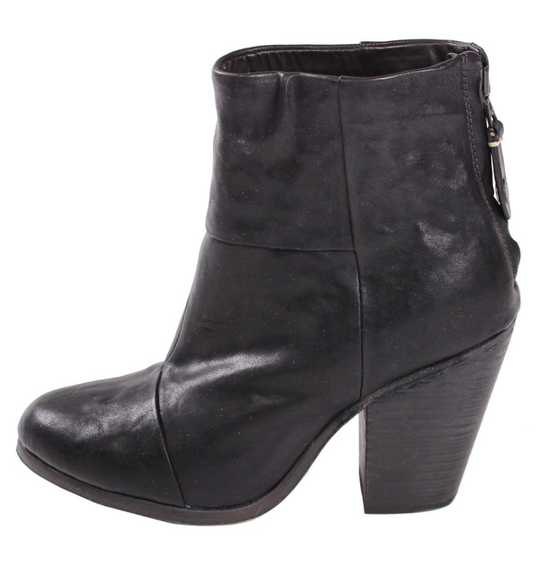 Rag & Bone Newbury Boot in Black