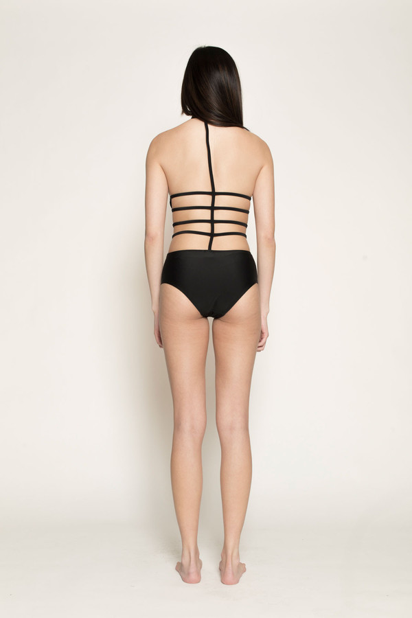 Chromat Amelia Suit in Black