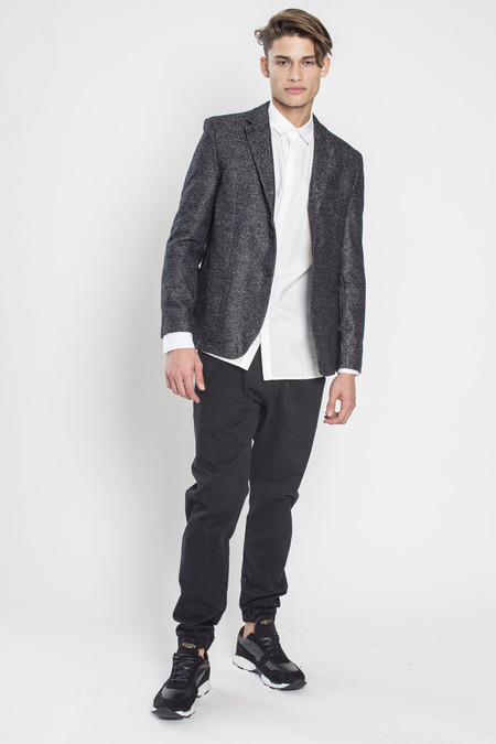 Men's SOULLAND Holm Møller Blazer in Black