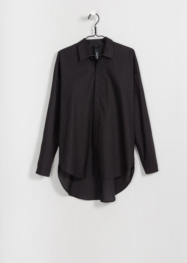 Kowtow Smith Shirt in Black