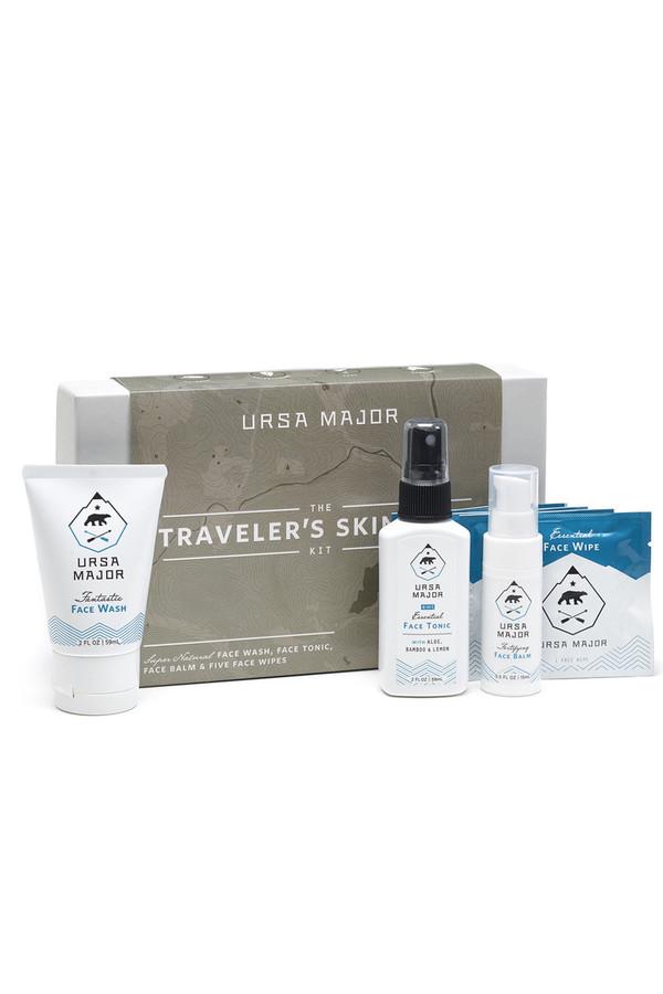 Travel Beauty The Traveler's Skin Care Kit