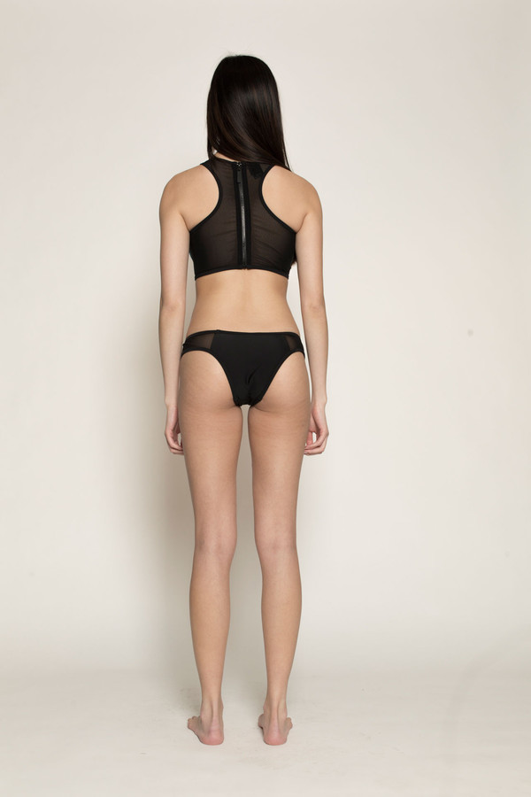 Chromat Uniform Bottom in Black