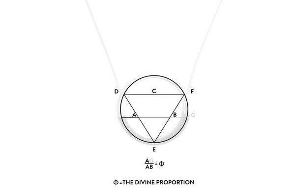 The Sum The Balance Pendant