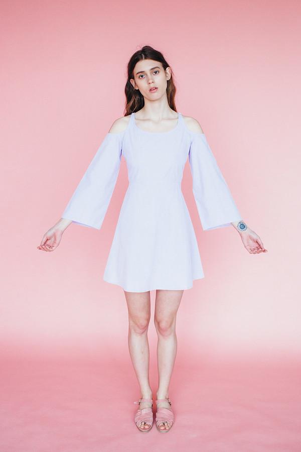 Samantha Pleet Moon Dress - lavendar