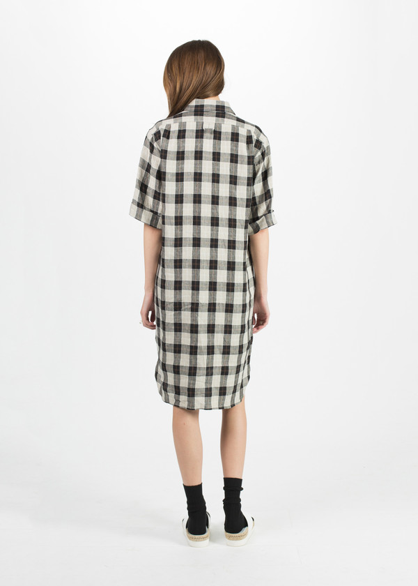 Margaret Howell Linen Shirt Dress