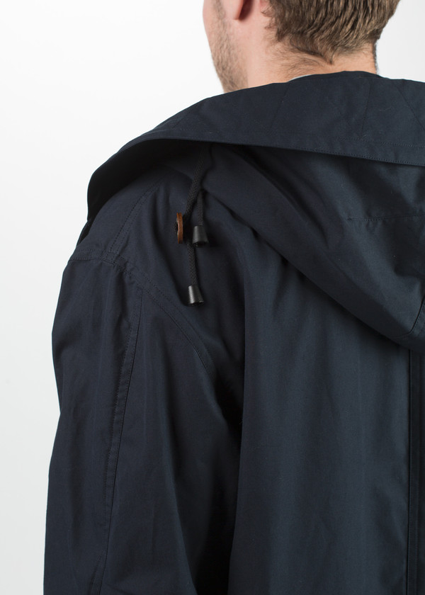 Men's Margaret Howell Ventile Fishtail Parka