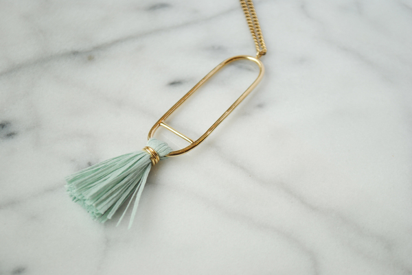 Seaworthy Fusion Necklace