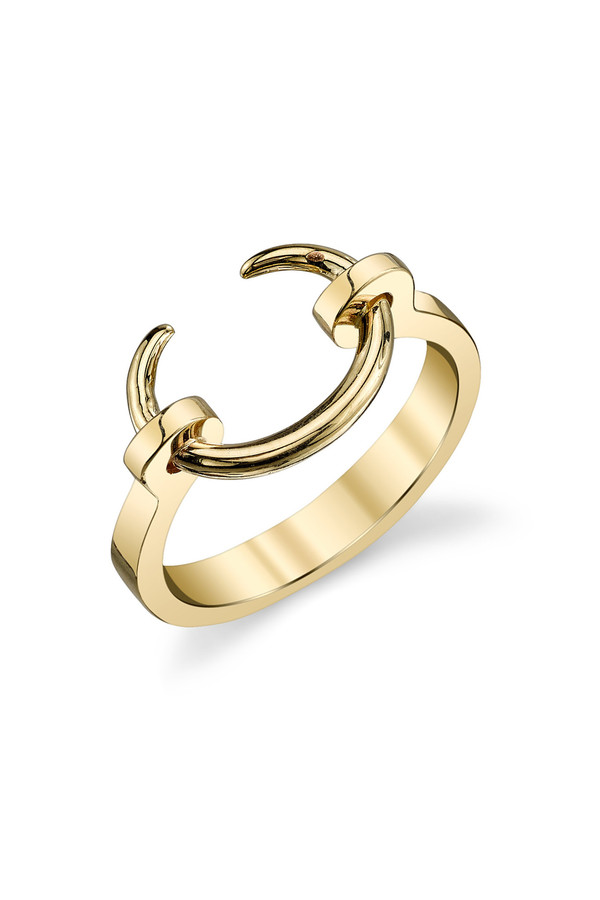 Gabriela Artigas Infinite Tusk Reloaded Ring