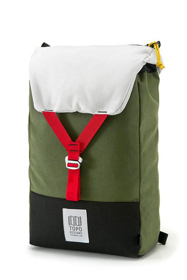 Topo Designs Y-Pack Olive