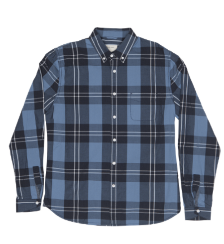 Men's life/after/denim Beacon Shirt -  Lake
