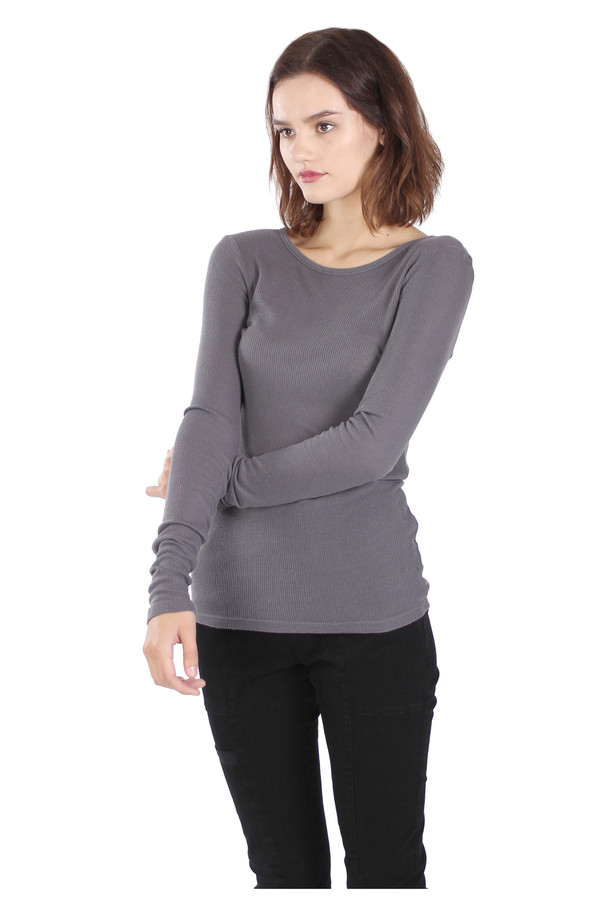Prairie Underground Slinky Thermal in Gray Ray