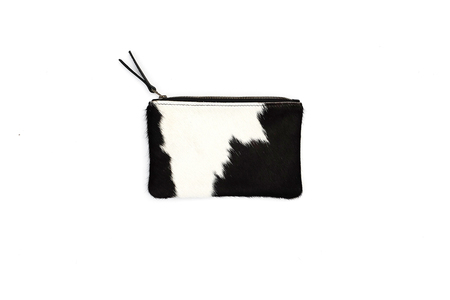 Primecut BLACK + WHITE MEDIUM POUCH