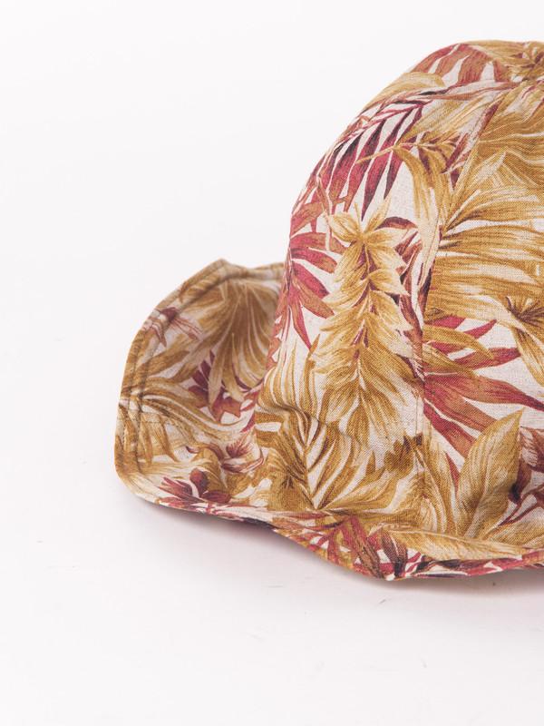 Men's Fingers Crossed Bucket Hat Palm