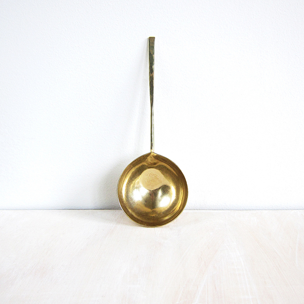Lue Brass coffee measure