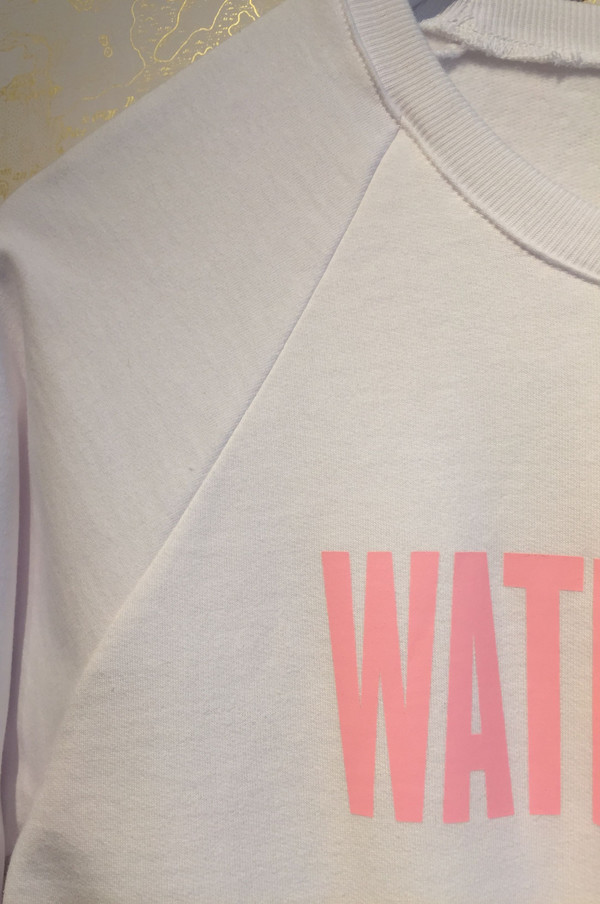 Rebecca Bree Custom 'Watermelon' Sweatshirt